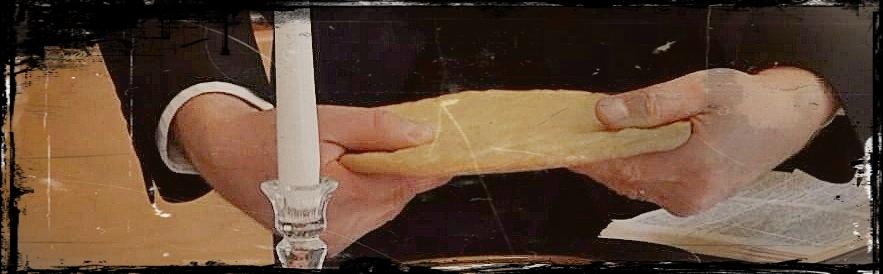 lamanie chleba